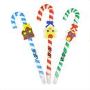 Custom Novelty Santa House Candy Sane Ball-point Pen , 6.5