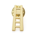 Cast Stock Ladder Jewelry Pins, 25PCS/Pack, Up to 7/8""