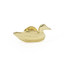 Casting Alloy Wild Duck Design Stock Lapel Pins, 1""
