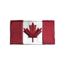 Canda Flag Iron On Embroidered Emblems Patch, 2