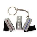 Customized 2GB Micro USB Drive w/ Key Chain