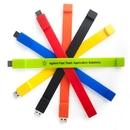 Customized 2G Silicone USB Bracelet