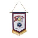 Custom Wall & Podium Satin Banner, 14