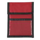 Blank 420D Nylon Neck Wallet Badge Holder, 5