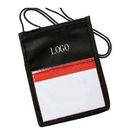 Custom 80G Non-Woven Polypropylene Identity Badge Holder, 7