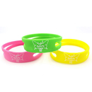 Blank Special Design Silicone Bracelet