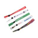 Custom Cloth Wristbands, 13 3/4