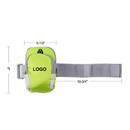 Custom Outdoors Sports Portable Multifunctional Arm Bag For Smart Phone, 3-1/2