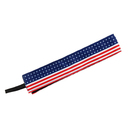Alice Kids USA Flag Style Headbands, Fashion Stars & Stripes Print Elastic Headbands