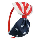 Alice Kids' Hair Hoop, US Flag Big Bowknot Hair Wear - Wholesale