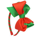Alice Fancy Headband Bow Hair Hoop, Kids' Christmas Party Props - Wholesale
