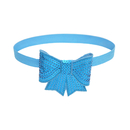 Alice Girls' Headband with Big Sequins Bow, Colorful Hair Bands - Wholesale