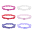 Alice Lace Baby Headbands, Elastic Cute Hair Bands - Wholesale