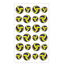 Aspire Sport Ball Stickers - Volleyball, Wholesale Lot, Custom Stickers