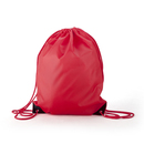 Opromo Durable Nylon Drawstring Backpack with PU Reinforced Corners