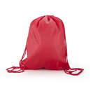 "Opromo Durable Nylon Drawstring Backpack, 13"" W x 17"" H"