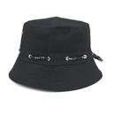 Opromo Blank Adjustable Cotton Twill Bucket Hat Outdoor Summer Hat
