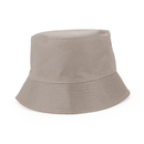 (Price/6pcs) Opromo Blank Cotton/Polyester Twill Bucket Hat Outdoor Summer Hat