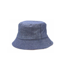 Opromo Blank Denim Bucket Hat, One Size Fits All