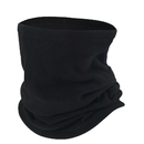 Opromo Double-Layer Fleece Neck Wrmers Gaiter Snood Scarf Hat Thermal Ski Wear