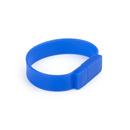 Officeship 2G Silicone USB Bracelet--Blue