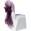 "Aspire Organza Chair Sash 26"" x 108"" Wholesale"