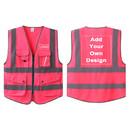 GOGO Reflective Safety Vests For Kids, Wholesale Safety Vest in V Shape, One Size Fits All