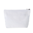 Aspire White Metal Frame Canvas Purse, DIY Wallet for Card / Money / Coin, 7 11/16 x 4 Inch