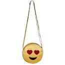 Aspire Adjustable Emoji Shoulder Bag, 8
