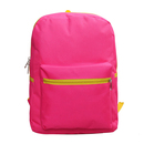 Aspire Solid Color Toddler Backpack / School Backpack for Boys and Girls, 2 Size