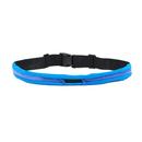 GOGO Customized 2 Zippers Lycra Waist Belt Pouch Fanny Pack for Running, Size (8 5/8