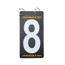 GOGO Personalized Tennis Score Keeper, 0-9 Pro Set, 2 1/2