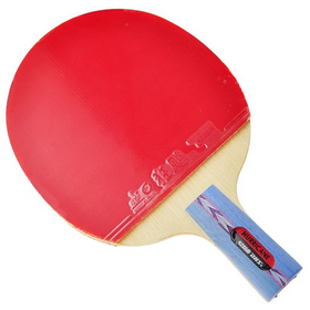 DHS HURRICANE-I Tournament Table Tennis Racket, Ping Pong Paddle, Penhold Racquet