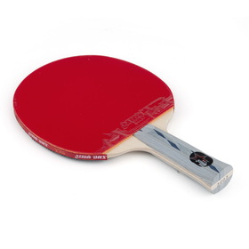 DHS Ping Pong Paddle X3003, Table Tennis Racket - Shakehand