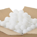 GOGO Beer Pong Balls, 40mm Plastic Ball, 150 Pieces Bag