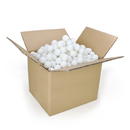 GOGO 3 Star Blank Table Tennis Balls, 1440pcs Wholesale, Excellent for Custom Print