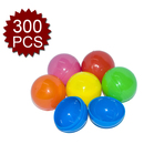 GOGO Lottery Game Balls, Table Tennis Raffle Ball, Toy Ball, 300 PCS Assorted Colors