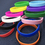 GOGO Silicone Wristbands for Kids, Rubber Bracelets  (Wholesale Lot), Party Favors, Price/Dozen