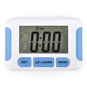 GOGO Digital Timer, Countdown, Alarm Clock, Thermometer, Christmas Gift Idea, Price/6 Pcs