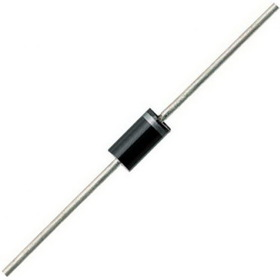 Alpha Communications 1N4004 Rectifier Diode-400 Piv
