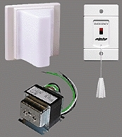Alpha Communications Emergency Call Kit---No Buzzer
