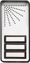Alpha Communications 3 Butt Economy Door Panel-Surf