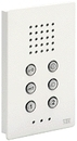Alpha Communications 2-Wire Surf Apt. Station-White (FS1500W)