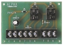 Alpha Communications Dual 16Vac>Form 'C' Relay Unit