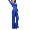 BellyLady Belly Dance Yoga Work-Out Pants Unitard-Body Stockings