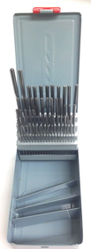 ABS Import Tools 60 Piece HSS Chucking Reamer Set(#1-#60)
