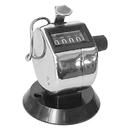 ABS Import Tools Hand Held 4 Digit Counter With Steel Base