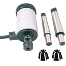 ABS Import Tools #0-1/4 Inch JT33 Self Reversing Tapping Head With 2&3 Mt Shanks & 2 Collets
