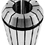ABS Import Tools ER-25 7/32 Inch Spring Collet