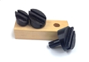 ABS Import Tools 3 Piece 3/4 Shank Fly Cutter Set (5/16-5/16-5/16 Inch Capacity)